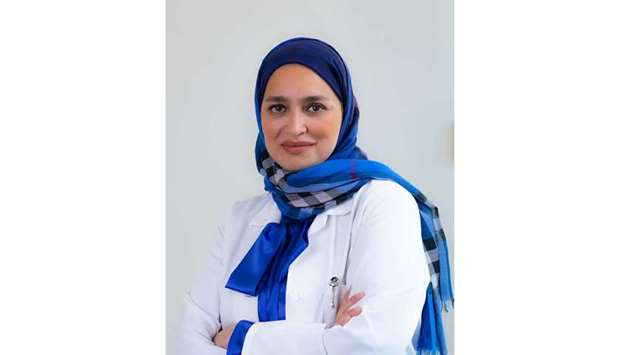 Dr. Muna Al Malsamani, Medical Director of the Communicable Disease Center at HMC
