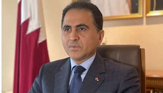HE the Permanent Representative of the State of Qatar to the United Nations Office in Geneva Ambassa