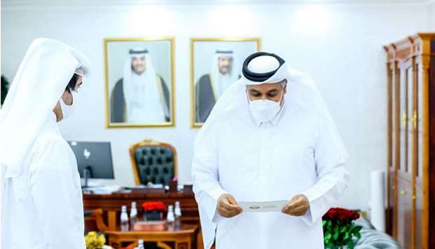 New batch of licensed Qatari real estate brokers take the legal oath before the Real Estate Brokers