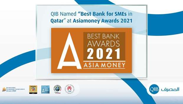 Asiamoney Middle East picks QIB as best bank for SMEs