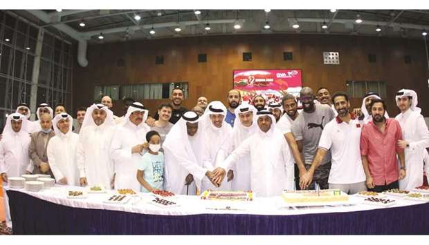 Qatar qualified for the World Championship for the first time earlier this month after the Al Annabi