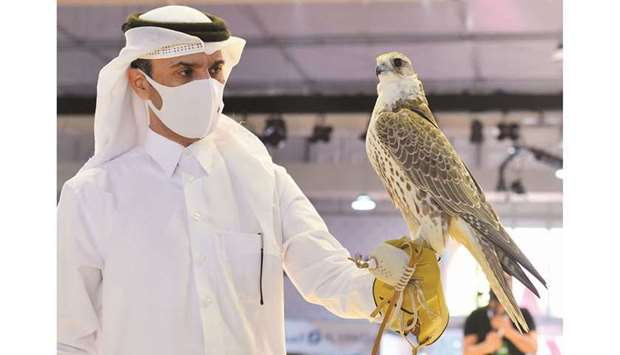 The five-day event is being held at Katara's Al Hikma Square and Hall. A large number of enthusiasts