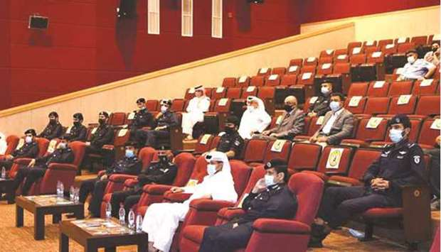 """""""Qatar is witnessing progress in all aspects, which has led to the growing role of MoI and the growt"""