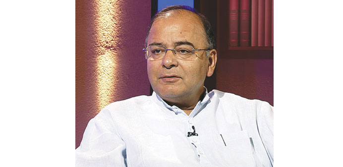 Jaitley: Confident of meeting fiscal deficit target.