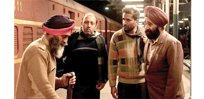 SCREEN GRAB: Gurvinder Singh's The Fourth Direction was one of two films in competition at the film