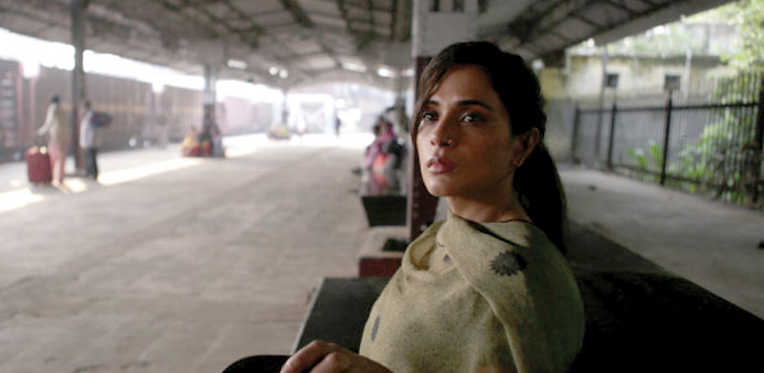 A CERTAIN REGARD: A screen grab from Masaan, which played at the festival.
