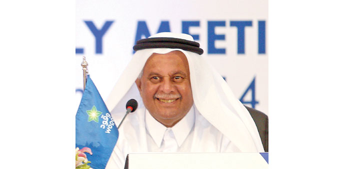 Al-Attiyah: says safety is Woqod's top priority.