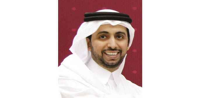 Al-Derham: Qatar University vice president for research.