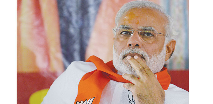 EC 'turning a blind eye at BJP, Modi poll code breaches'