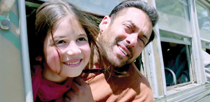 DIFFERENT: Bajrangi Bhaijaan is not your typical Salman Khan movie.