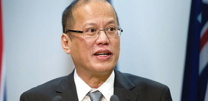 Aquino: focused on easing congestion