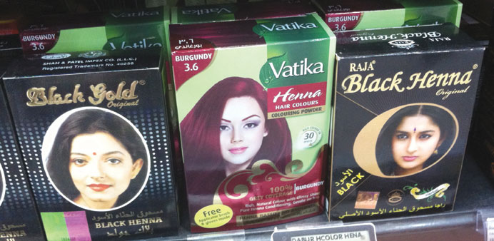 Henna Brands: Salons Ignore Govt Directive On Hair Dye