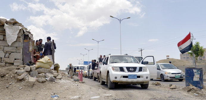 Yemenis tighten security measures following closures of Western missions.