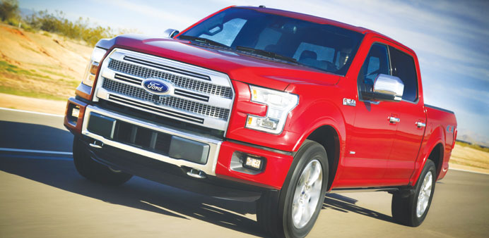 The all-new F-150.