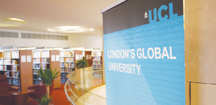 The two new programmes launched by UCL Qatar are aimed at enabling local and regional students to ga