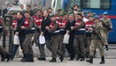 Turkish soldiers accused of attempting to assassinate President Erdogan on the night of the failed J